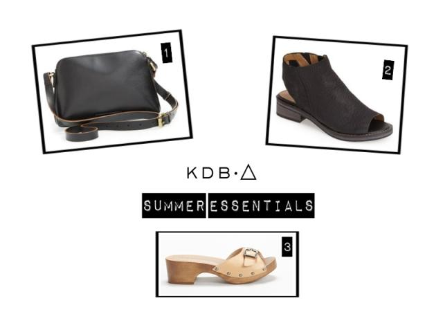 KDB summer essentials