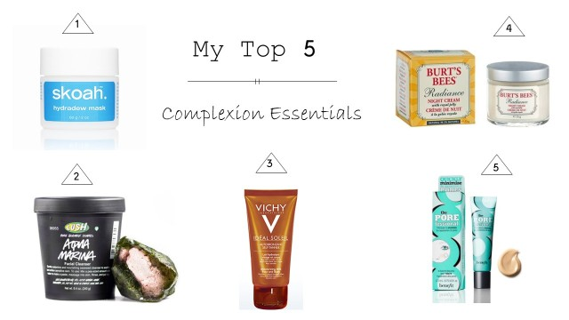 Top5ComplexionEssentials