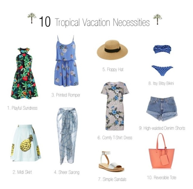 10TropicalVacationNecessities