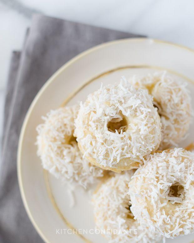 bakedcoconutdoughnuts