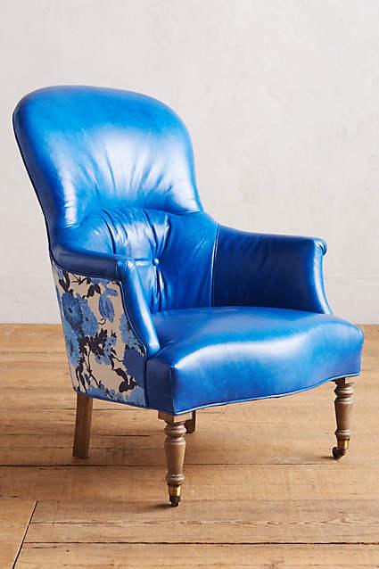 leatherparkerarmchair