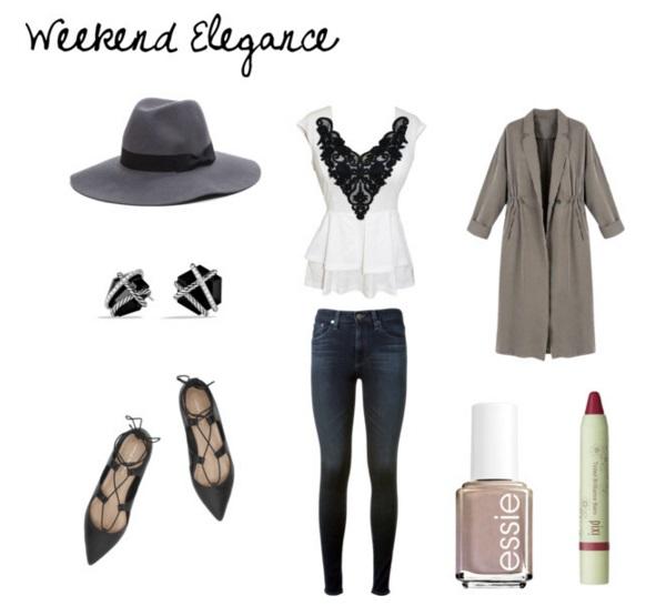 Weekend Elegance Style