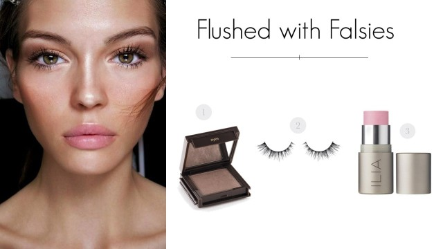flushed with falsies