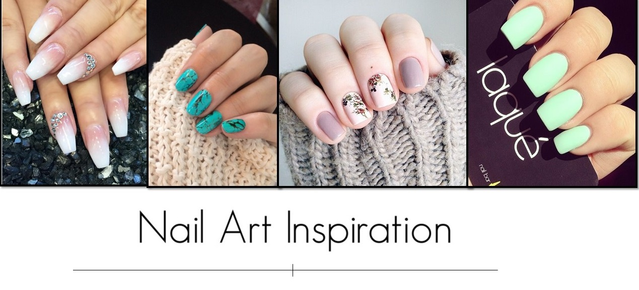 Nail Art Inspiration – Shallow and Materialistic