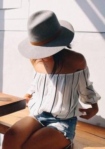 stripes-off-the-shoulder
