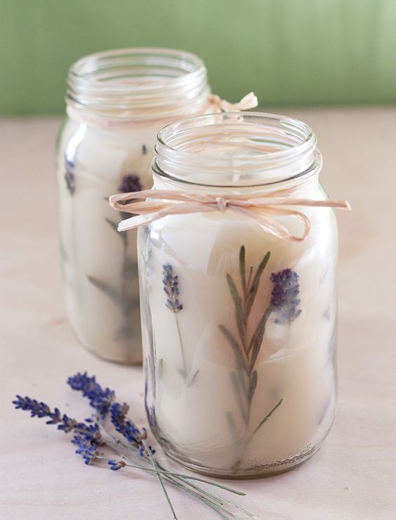 diy-lavender-candles