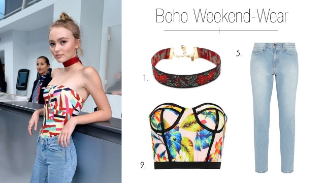 lily-rose-depp-boho-weekend-wear