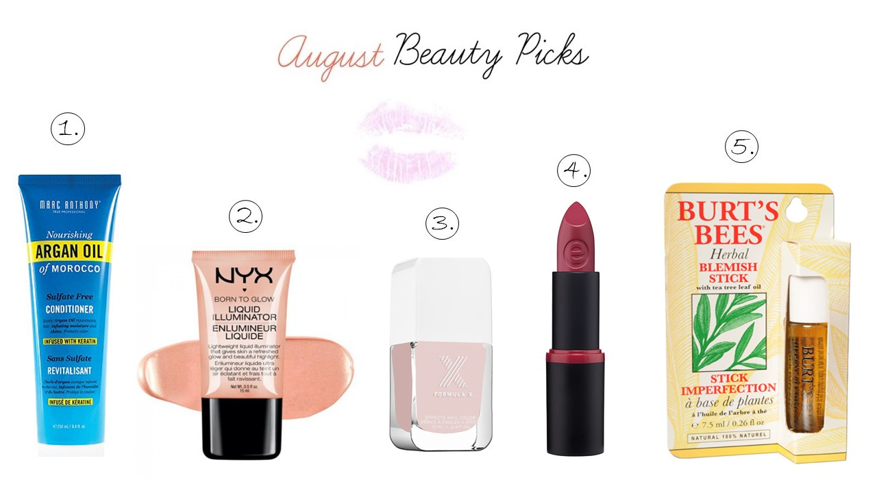 august-beauty-picks