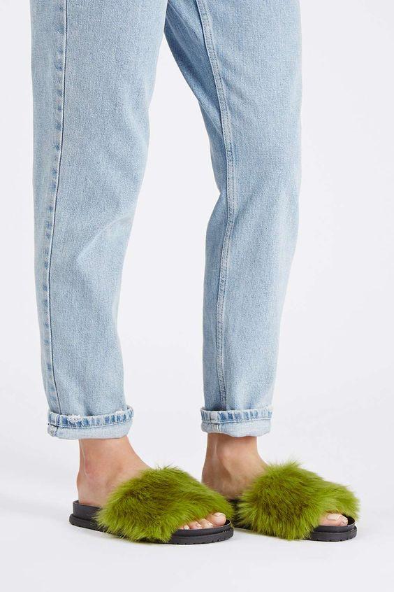 green-furry-slides