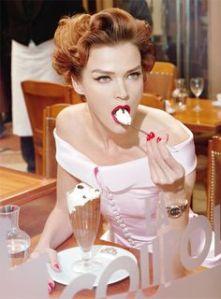 50s-fashion-icecream-sundae