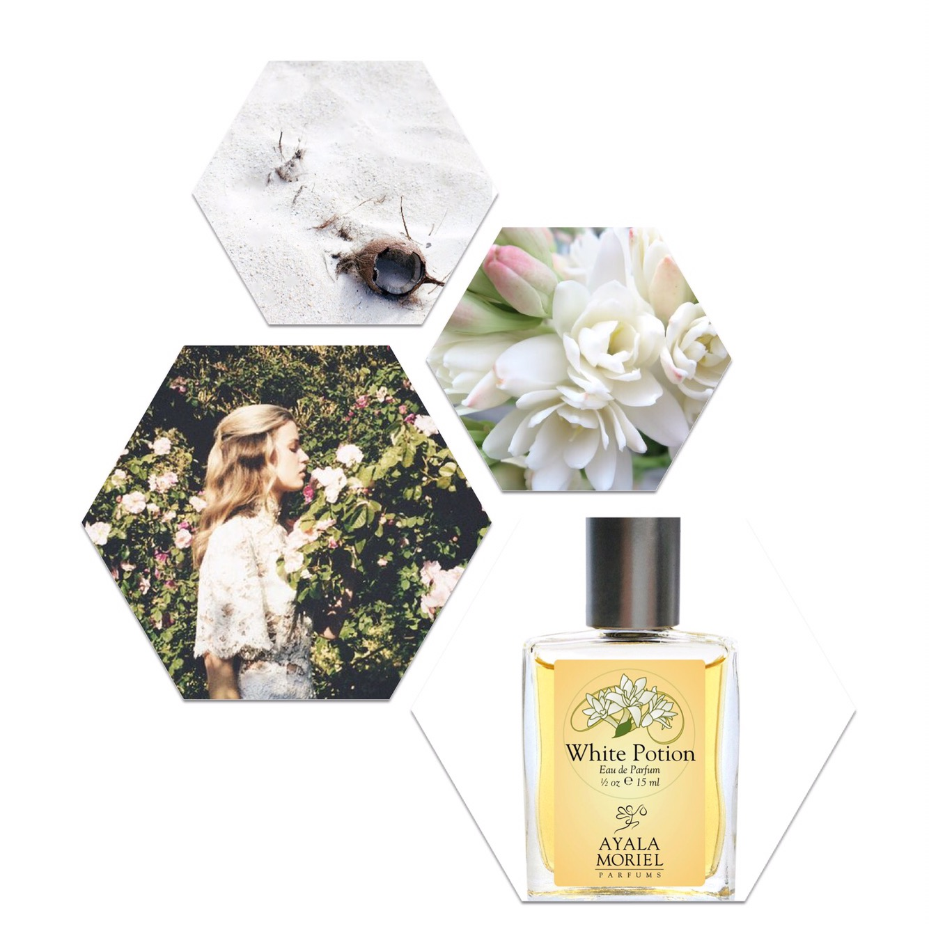 Fragrance Friday White Potion By Ayala Moriel Shallow And