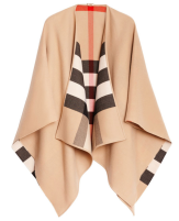Burberry-house-check-reversible-cape